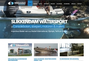Slikkendam Watersport