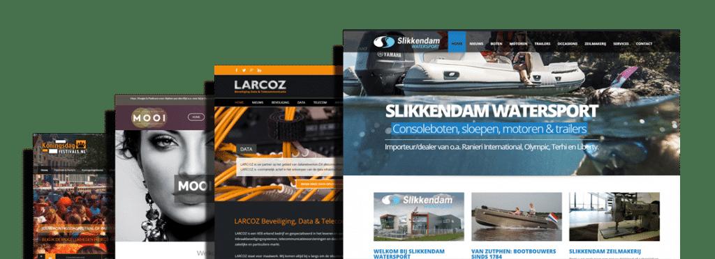 Webdesign offerte