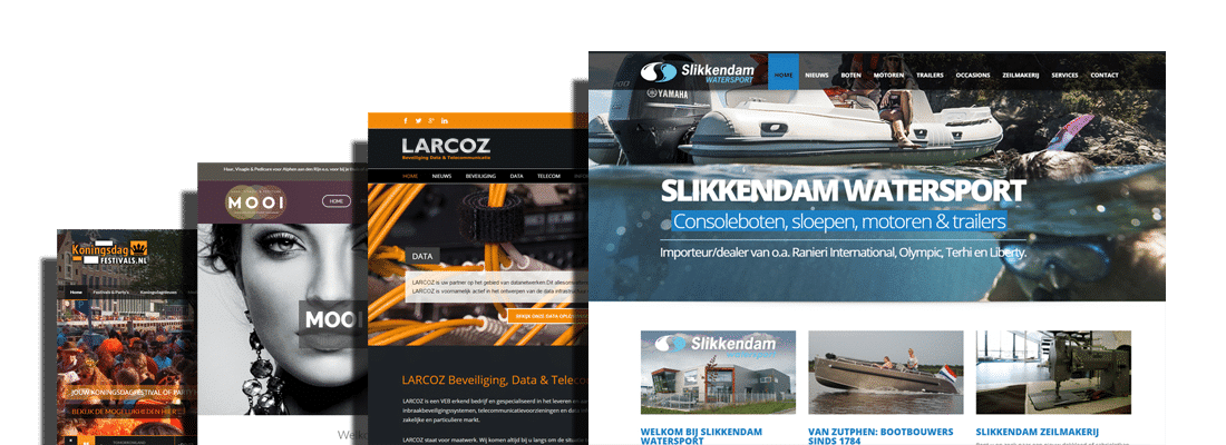 Website laten maken in Alphen aan den Rijn