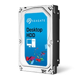 Seagate 500gb tot 6TB HDD