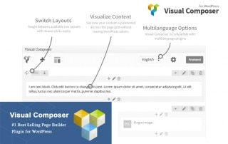 Visual Composer Nederlands