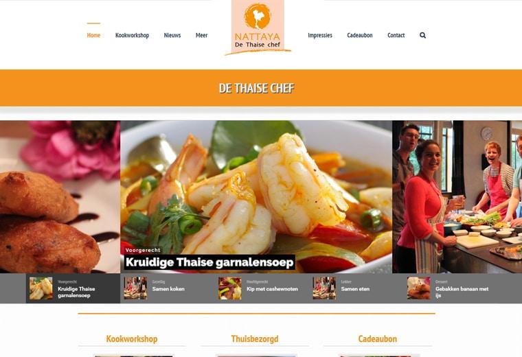 De Thaise Chef