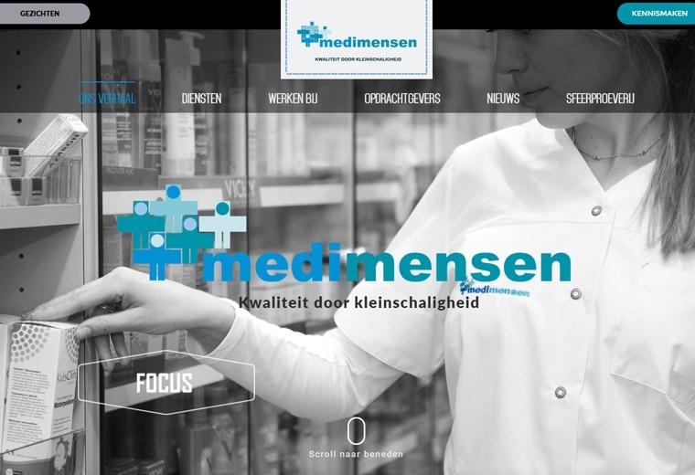 Medimensen detachering, werving '& selectie in de farmaciebranche
