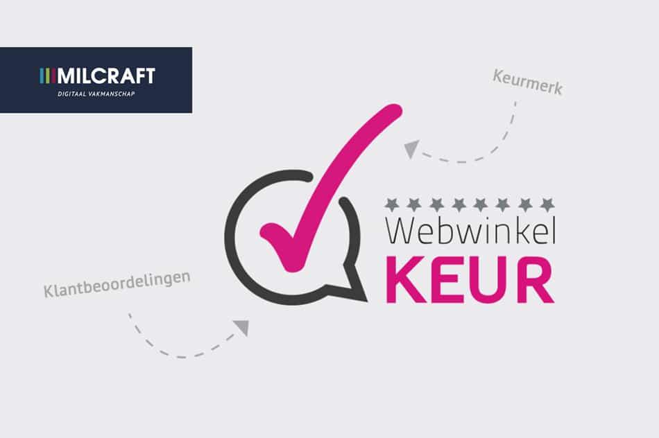 Samenwerking met WebwinkelKeur