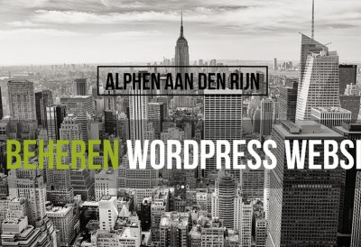 webdesigner alphen aan den rijn