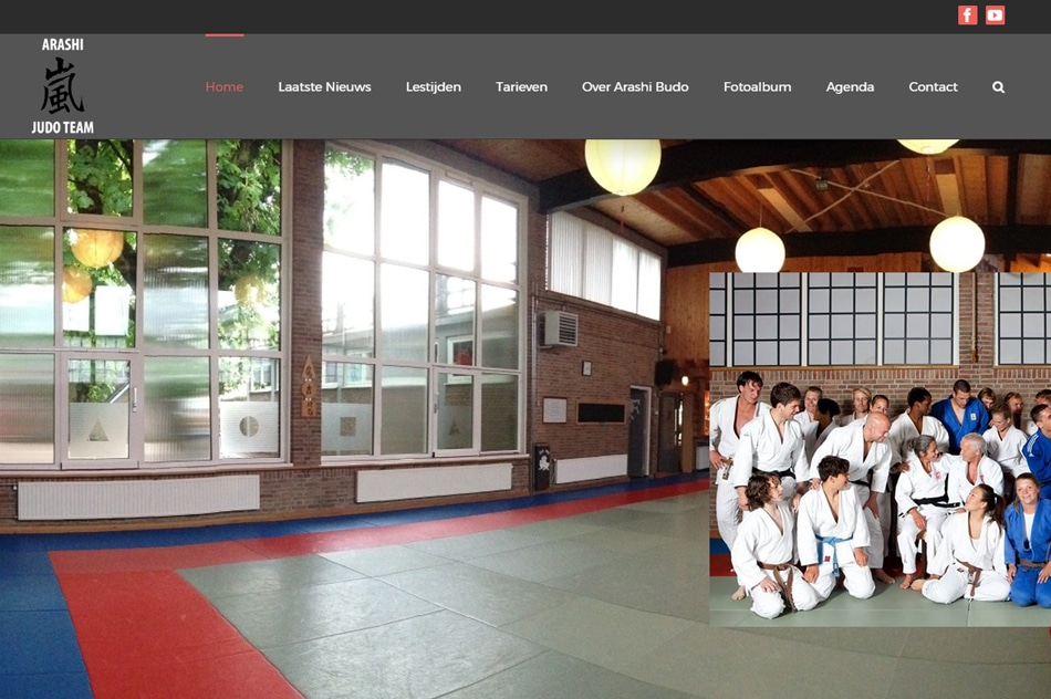 Judoschool Arashi alphen aan den rijn