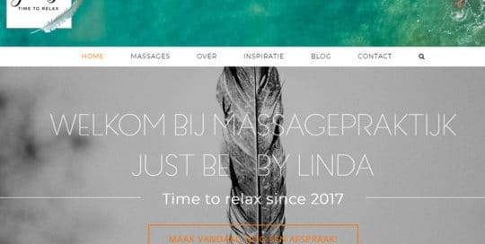 Massagepraktijk Just Be - by Linda