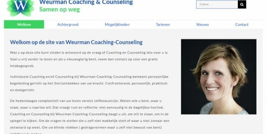 Weurman Coaching & Counseling