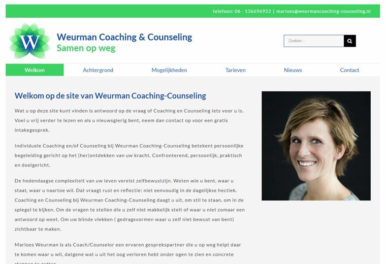 Weurman Coaching & Counseling