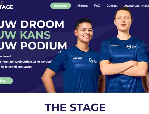 Website van The Stage of Holland gelanceerd
