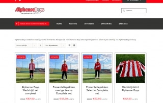 Alphense Boys webshop